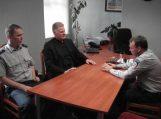 Bažnyčia ir policija Pagėgiuose bendradarbiauja palaikant tvarką