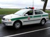 Šią savaitę policija tikrins automobilių techninę būklę ir važiavimo greitį
