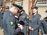 Baigusius studijas jaunuolius policija kviečia tapti pareigūnais