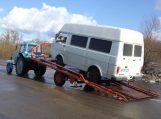 Kelyje į Rusnę 35 cm vandens, jis slūgsta (atnaujinta 14.00 val.)