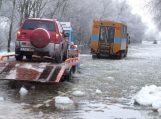 Rusnės estakada: prasidės parengiamieji darbai, numatytas Nemuno deltos kraštovaizdžio saugojimas