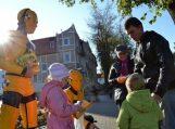 Socialinė saugaus eismo akcija Praleisk.lt Šilutėje (papildyta, nuotraukos)