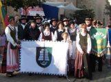 """""""Ramytė"""" grįžo iš tarptautinio folkloro festivalio Ispanijoje"""