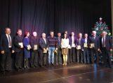 Savivaldybės vadovai apdovanojo Šilutės krašto verslininkus