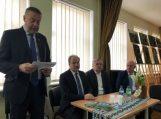 Rusnės salos gyventojams pristatyta Tarybos, Mero ir Administracijos direktoriaus 2018 m. veiklos ataskaita