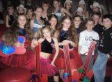 """""""Salūnas""""  šokio festivalyje """"Tulpės žiedas-2011"""""""