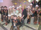 """""""Salūnas"""" – respublikinio šokėjų festivalio """"Ant stogo 2011"""" prizininkai"""