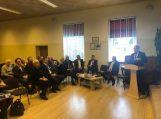 Saugose – Savivaldybės vadovų 2018 m. veiklos ataskaitų pristatymas