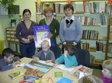 Prasminga Saugų vaikų darželio ir bibliotekos draugystė