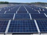 Mažas pajamas gaunantiems gyventojams – kvietimas teikti paraiškas saulės elektrinių įsirengimui