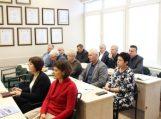 Šilutės seniūnai su Savivaldybės vadovais aptarė aktualius klausimus