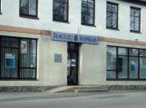 Šilutės Ūkio banko skyrius jau tapo Šiaulių banko dalimi