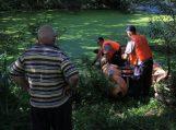Šyškrantės kaimo tvenkinyje nuskendo vietos gyventojas