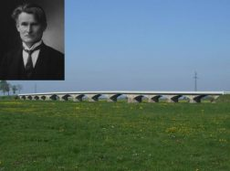 Prezidento Kazio Griniaus garbei bus atidengta bareljefinė lenta (bus nukreipiamas eismas)