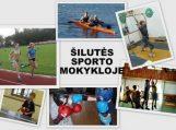 Šilutės sporto mokykla skelbia atvirų durų dienas ir papildomą priėmimą