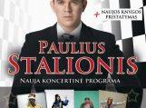"""Pauliaus Stalionio ir Parodijos teatro """"Žvaigždė"""" koncertas!"""