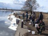 Draudimas žvejoti masalui naudojant žuvelę įsigalios sausio 2-ąją