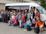 Vaikų vasaros stovykla Palangoje