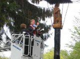 Pagėgių ugniagesiai atšventė Šv. Florijono dieną