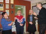 Šilutiškius bibliotekininkus atpažįsta ir Sankt Peterburge