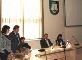 Savivaldybėje lankėsi svečiai iš Danijos ir Suomijos mokyklų