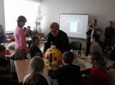 Rudens gėrybių šventė Švėkšnos sanatorinėje mokykloje