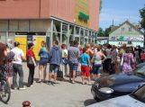 """Gandai apie """"Swedbank"""" bankrotą sukėlė paniką"""