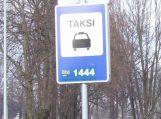 Kvitai – visiems taksi klientams