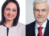 Antrajame ture kovos Tamašauskienė prieš Balčytį