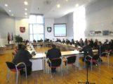 Tarybos nariai rinkosi į 18 – ąjį posėdį