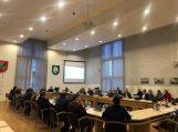 Tarybos posėdyje neatsisakyta prisidėti prie projektų įgyvendinimo