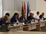 Taryba rinkosi į 26 – ąjį posėdį