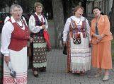 Tautiška giesmė aidėjo visame Šilutės rajone