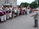 Lietuvos valstybės dieną paminėsime su giesme