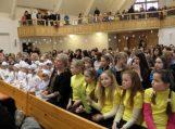 Vėl Šilutės Naujojoje apaštalų bažnyčioje skambės sakralinės giemės