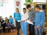 Pasaulinės poezijos dienos šventė Traksėdžiuose