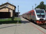 Nustojo kursuoti keleiviniai traukiniai tarp Šilutės ir Klaipėdos