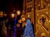 Kalėdų nuotaika jau atkeliavo į Švėkšną