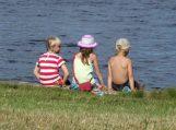 Ljungby (Švedija) bendruomenės dovana Šilutės vaikams