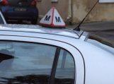 Nuo kovo – nauja vairuotojų egzaminų tvarka