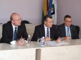 Ministras R. Šukys aplankė Šilutės medikų bendruomenę ir susitiko su savivaldybės vadovais