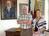 Martyno Jankaus muziejuje lankėsi svečiai iš Australijos