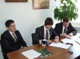 Pasirašytas Ketinimų protokolas su vėjo energetikos projektų vykdytojais