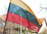 Išniekino vėliavą