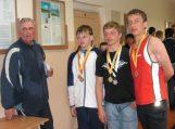 Vilkytiškiai iš varžybų sugrįžo su 16 medalių