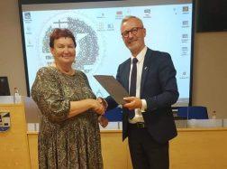 Kultūros ministro padėka apdovanota Vilma Griškevičienė