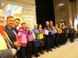 Valstybės tarnautojai paminėjo jubiliejinę savivaldos dieną