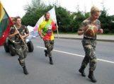 Pagėgių pasieniečiai varė už Lietuvą