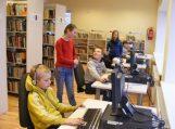 Pamario bibliotekose nuvilnijo Saugaus interneto savaitė