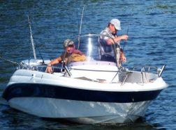 Per Žolinę visi žvejos nemokamai